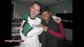 Westwood - Will Smith, Jazzy Jeff 1987 unreleased freestyle! Throwback
