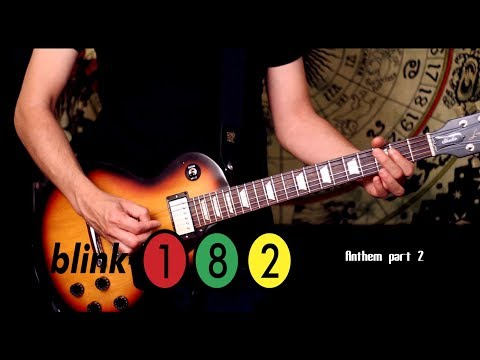 Blink-182 - Anthem Part Two (Cover By: Save Empty Vessels)