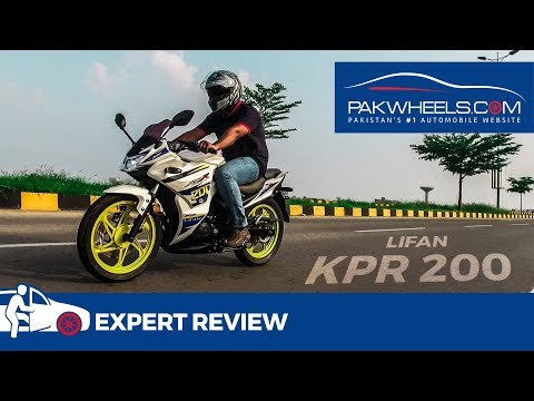 Lifan KPR 200 Price, Spec & Features | Expert Review | PakWheels