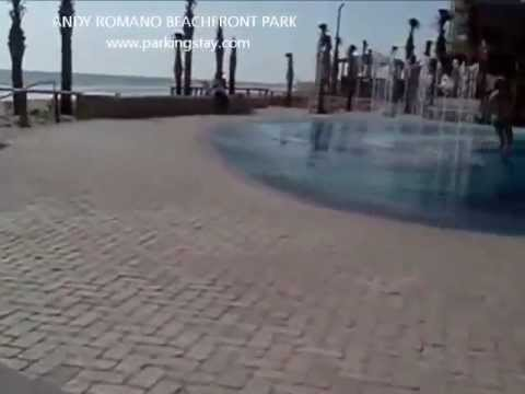 Andy Romano Beachfront Park Virtual Tour Ormond Beach Daytona Fl