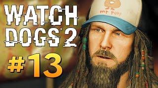Watch Dogs 2 - ХАКЕРЫ ПРОТИВ МАФИИ #13