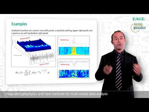 EAGE E-lecture: New methods for multi-modal data analysis, by Paolo Dell' Aversana