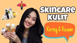 Skincare Kulit Kering Kusam Clarin Hayes Youtube