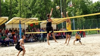 Пляжный волейбол. Харьков. Ukrainian Masters. Финал