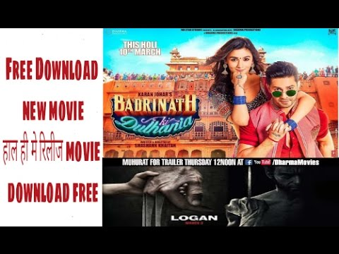 Badrinath Ki Dulhaniya Full Movie Download [how To Download Latest Movie] Hindi