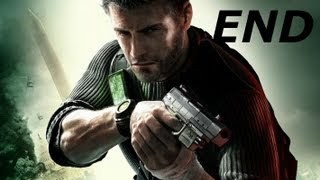 Splinter Cell Conviction Gameplay Walkthrough Part 14-Ending
