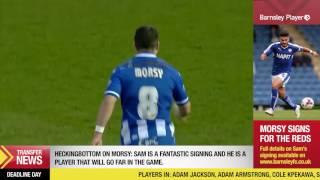 Barnsley FC Transfer Deadline Day Window Round-up