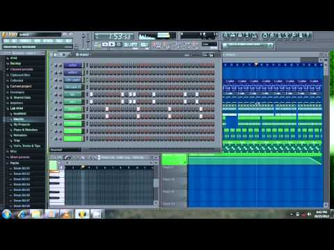 Slum Village   Selfish Prod  By Kanye West Dida Steez Remake + FLP FL Studio 10