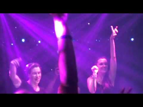 Hardwell feat. Amba Shepherd Apollo ( Live @ Hakassan) Party Music Video