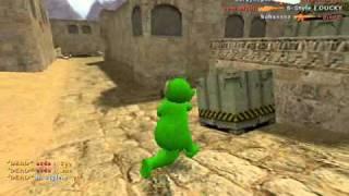 Counter Strike 1.6 (Teletubies vs Terrorist)