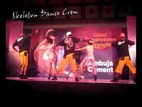 bollywood-hiphoper-medle,-skeleton-dance-crew