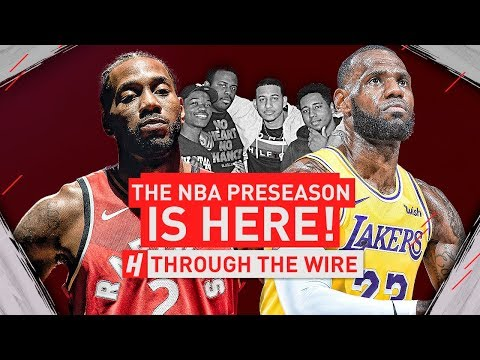 The NBA Presason Is Here  Through The Wire Podcast