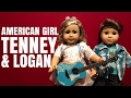 American Girl Tenney & Logan Unboxing
