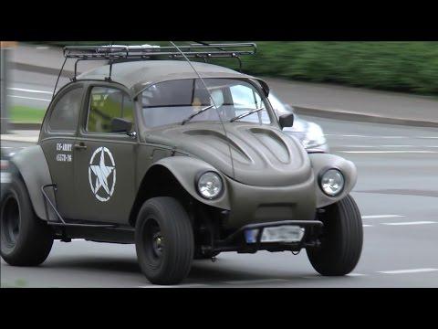 Video: A Baja Bug Gets A Battlefield Makeover