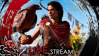 Assassin's Creed Odyssey - Лесбосянка ищет Рогатку [Стрим]