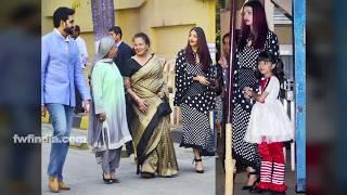 Omg! Amitabh Bachchan Shouts At Aishwarya Rai Bachchan For Misbehaving thumbnail