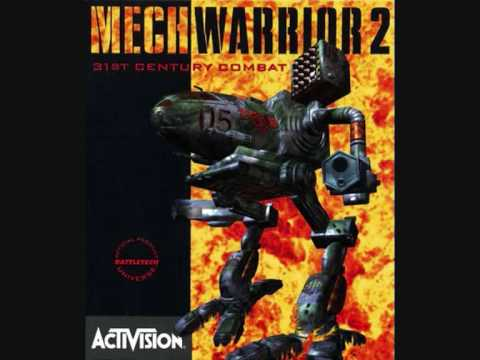 """MechWarrior 2 In-Game Soundtrack - 12 - """"Sable Flame"""""""