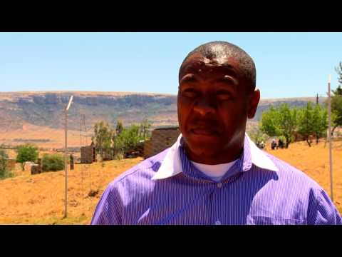The Millennium Development Goals in Lesotho