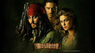 Pirates Of The Caribbean - Hes a pirate (Chris Joss Ship Ahoy)