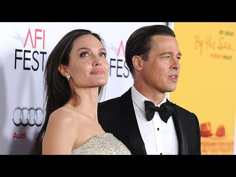 Did Angelina Jolie Shade Brad Pitt With THIS Comment About Co-Parenting?