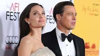 Did Angelina Jolie Shade Brad Pitt With This Comment About Co Parenting?