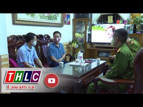Người dân thành phố Lào Cai thực hiện nghiêm túc Chỉ thị 16 của Thủ tướng Chính phủ | THLC