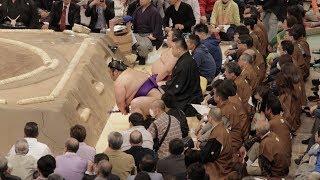 貴景勝応援しています! 大相撲地方巡業ひょうご神戸場所2016 Sumo in K...