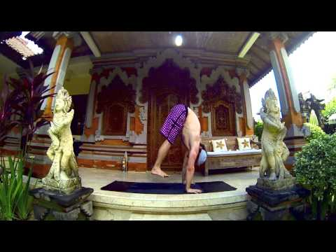 AcroYoga Strength Training Flow: Master Your Press Handstand!