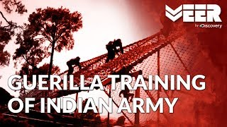 Guerrilla Training of Indian Army   Counter Insurgency Training at Corps Battle School