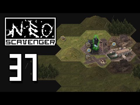 Ecky Plays NEO Scavenger | 37 | Attention