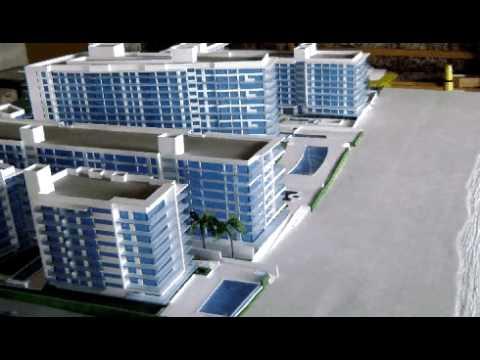 Maquetas arquitectura y dise o 2 youtube for Arquitectura y diseno de hoteles
