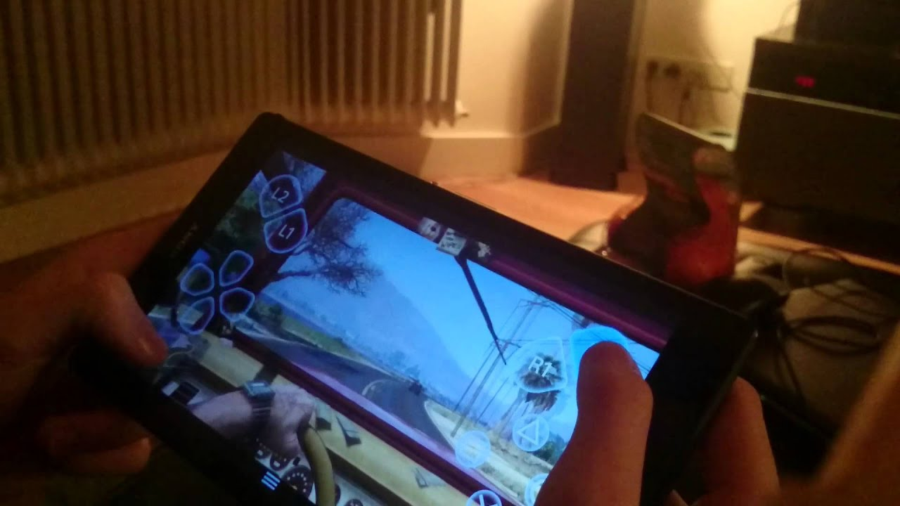 Phone Gta On Android Phone gta 5 gameplay on a tabletphone android youtube android