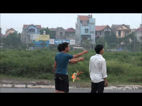 Hội những người trẻ chơi Diều Sáo ở Hà Thành