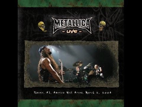 Metallica Live Phoenix, AZ  2/Mar/2004