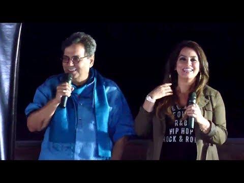 Shah Rukh Khan's Pardes Movie Grand Re- Premiere   Subhash Ghai, Mahima Chaudhary