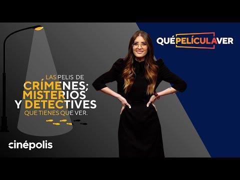 ¡Top 5 de las mejores pelis de misterio y crimen!