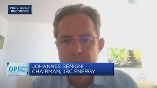JBC Energy Group on why oil prices could 'easily' slip to $40 a barrel