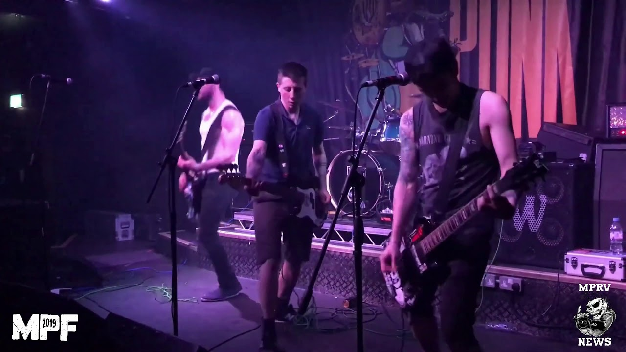 The Infested - Frustration (Re-Recorded) @ Through The Roof Studios