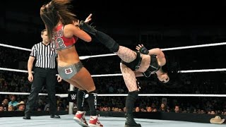WWE Main Event 01.06.15 Paige vs. Nikki Bella (720p)