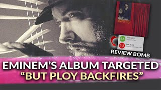 Detractors Organise Effort To Downvote Eminem Music To Be Murdered By Album, Doesn't End Well