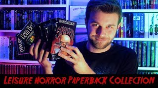 Leisure Horror Paperback Collection | LIBRARY MACABRE #3