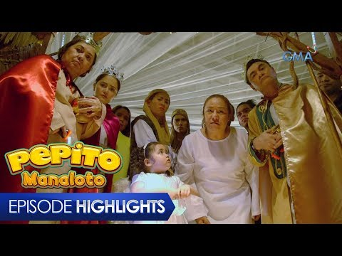 Pepito Manaloto: Pamilya Manaloto, may bagong bunso na? | Episode 384из YouTube · Длительность: 12 мин43 с