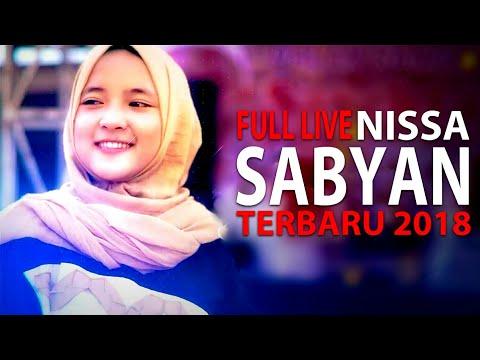 FULL LIVE NISSA SABYAN GAMBUS TERBARU 2018
