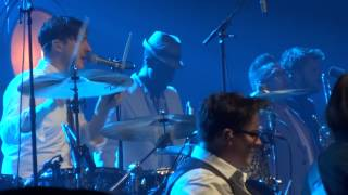 """Atlantic City (Springsteen Cover)"" Mumford and Sons@Susquehanna Bank Center Camden, NJ 2/17/13"
