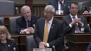 Fedeli seeks answers on $50 million hydro exec payouts May 7, 2018