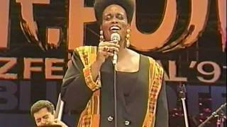 Watch Dianne Reeves How High The Moon video