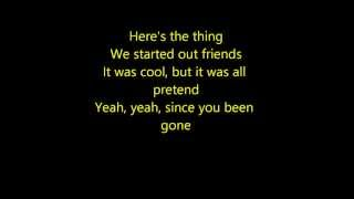 Baixar - Pitch Perfect Since You Been Gone Lyrics Grátis