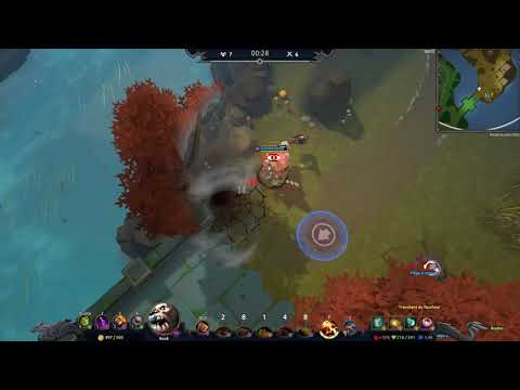 Battlerite Royale - Champion rook 10 kills victory