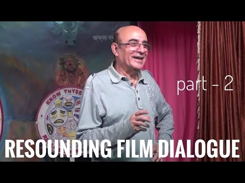 In India you are as good as bad as your dialogue delivery is and why?