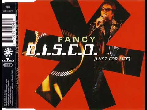 FANCY - D.i.s.c.o. (lust for life) (extended version)